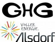 Logo der GHG Alsdorf