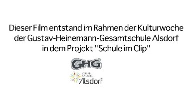Imagefilm der GHG Alsdorf