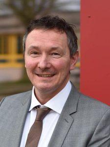 Ein Bild des Schulleiters Ralf Bauckhage