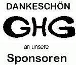 GHG-sponsoren